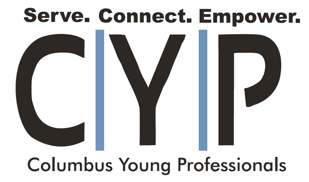 serve connect empower columbus young professionals logo