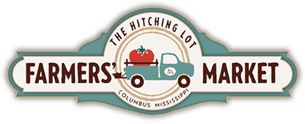 The Hitch lot farmer's market logo