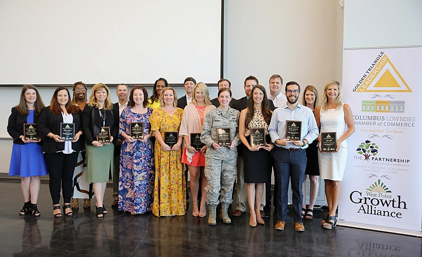 Chamber Graduates New Class of Golden Triangle Leaders