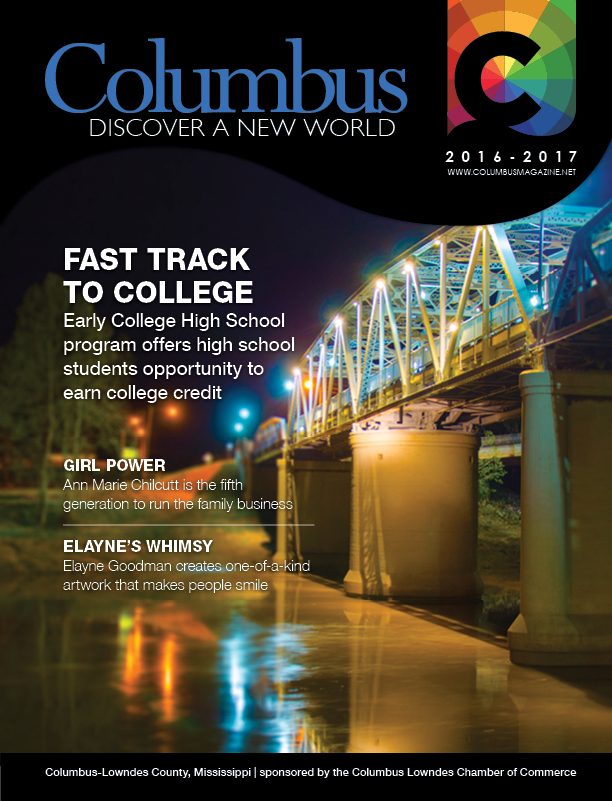 Columbus Discover a New World Magazine